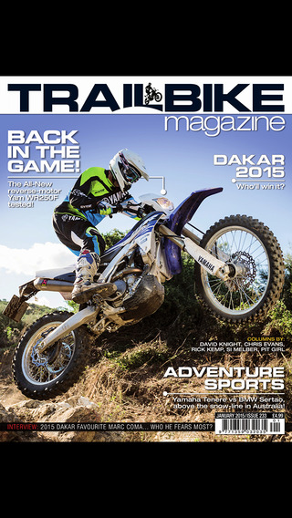 TrailBike Enduro Magazine