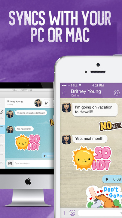 Viber - iPhone Mobile Analytics and App Store Data