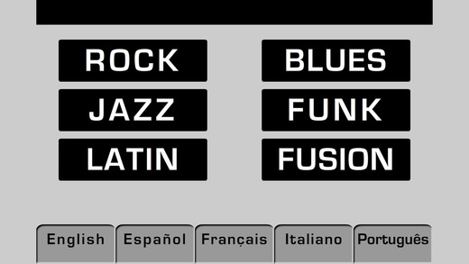 Play Electric Bass Rock Blues Jazz and more. PRO