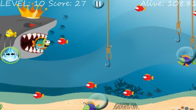 Meet Fish Up: a new iOS scroller that's as fun as it is addictive (via @appadvice)