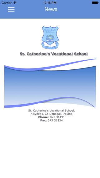 St Catherine's Vocational School