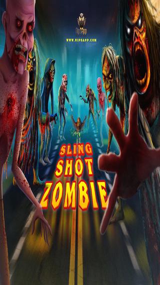 Sling Shot Zombie 2 - Final Cut Shoot