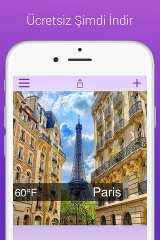 Weathergram - Weather And Temperature For Instagram screenshot 4