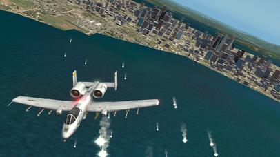 Screenshots of X-Plane 10 Flight Simulator for iPhone