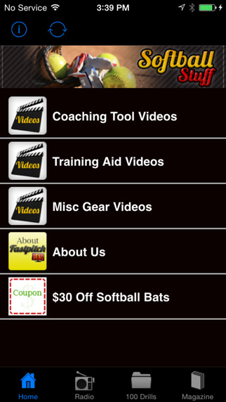 玩運動App|Softball Stuff Reviews免費|APP試玩