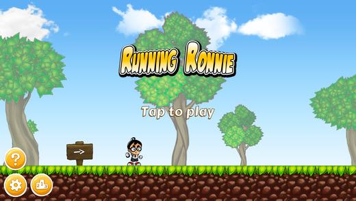 Running Ronnie