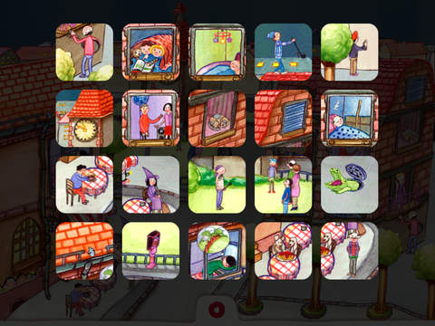 My Little Town: Toddler's Seek & Find Activity Book. Screenshots