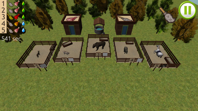 Zoo Care 3D