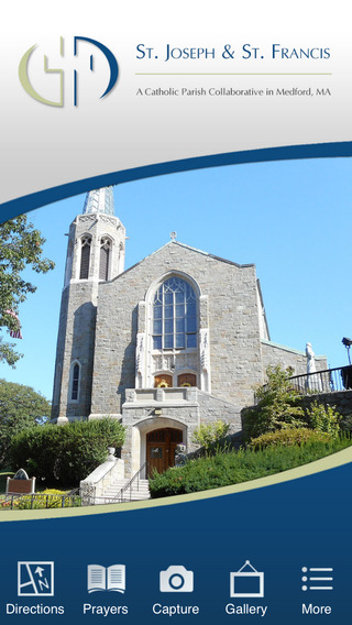 St. Joseph St. Francis Catholic Churches - Medford MA