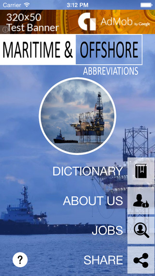 Maritime offshore abbreviations