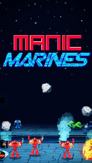 Manic Marines Free