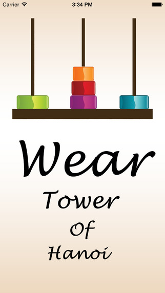 Wear Tower of Hanoi