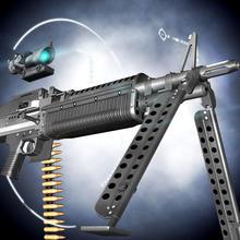 Gun Builder ELITE - Modern Weapons, Sniper & Assault Rifles - iOS Store App Ranking and App Store Stats