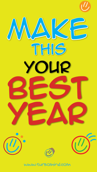 Best Year; Making this your absolutely best year by TURBOMIND