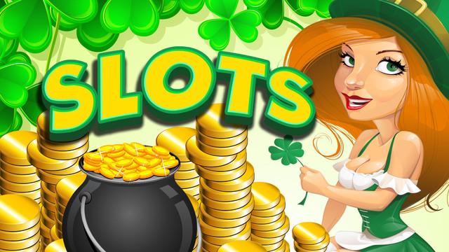Lucky Irish Riches Bonanza Slots in Vegas Jackpot Casino Slot Machine Pro