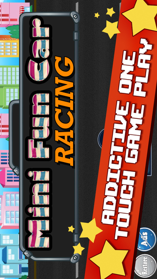 Mini Fun Car Racing Free - Awesome Racing and Driving Game for Boys and Girls