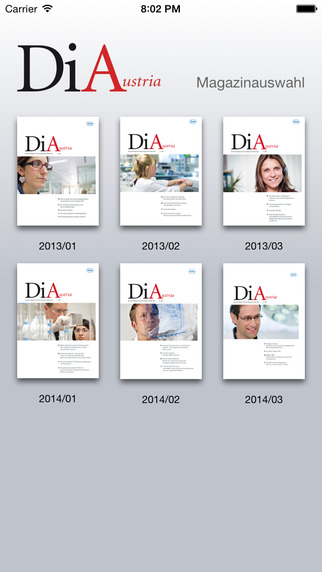 DiAustria - Das Labor Magazin
