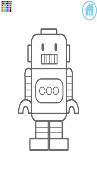 Robots Color