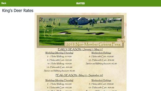 Kings Deer Golf Club