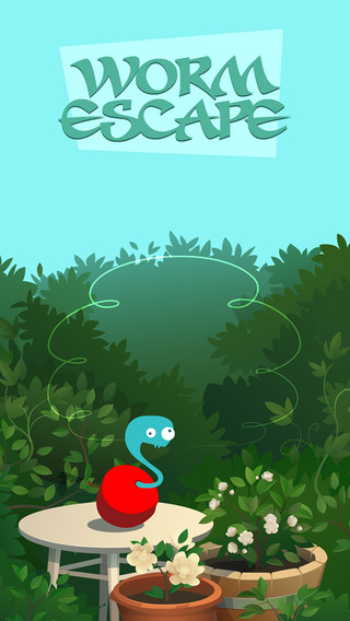 Worm Escape - Great Labyrinth Puzzler Game