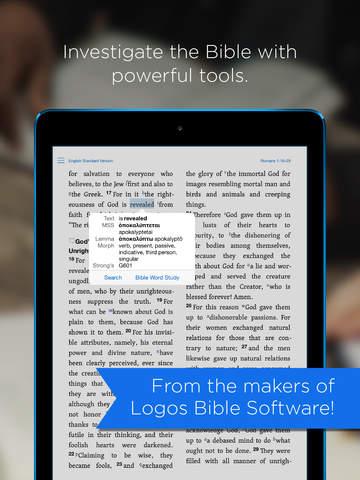 Screenshot 1 Bible! by Logos
