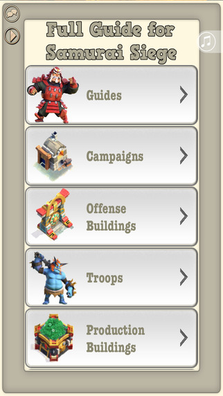 Strategy Guide for Samurai Siege - The Best Crafty Guide