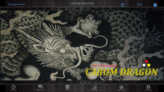 CAROM DRAGON