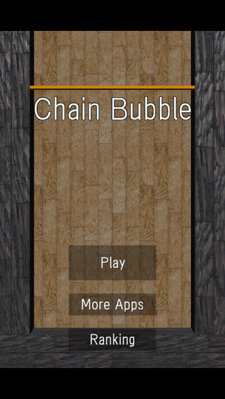 Chain Bubble