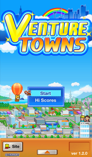 Venture Towns screenshot 5