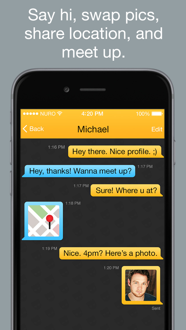 gay royal iphone app