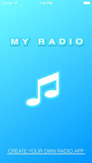 My Radio - Built Your Own Radio Player
