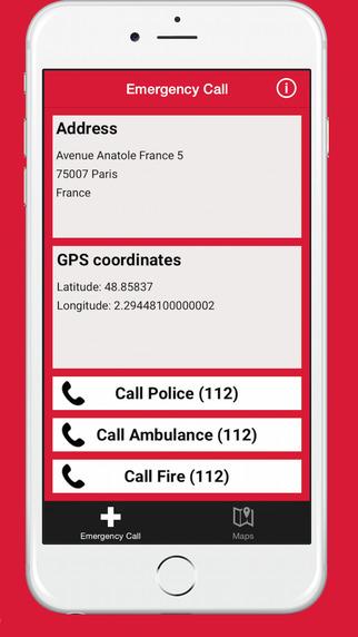 Emergency Call - International Support