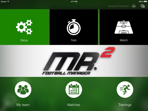 MR.2 Football Manager