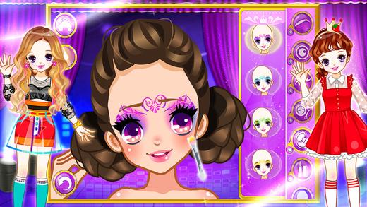 Princess Salon-Top Fashion Show