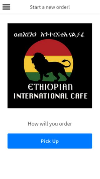 Ethiopian International Café