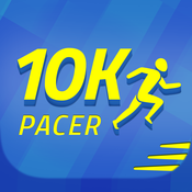 10K Pacer: Run pace training. Run faster, By Fitness22