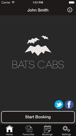 BATS MINICABS WHITTON