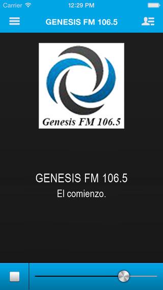 GENESIS FM 106.5