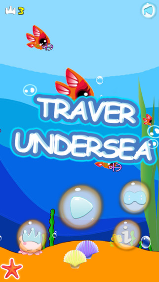 Travel Undersea Game Free-A puzzle game
