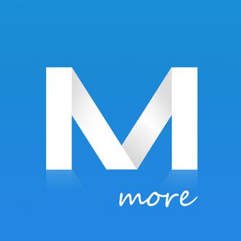 MORE 社交 App LOGO-APP試玩