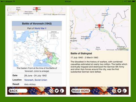 WW2 Daily iPad Screenshot 5