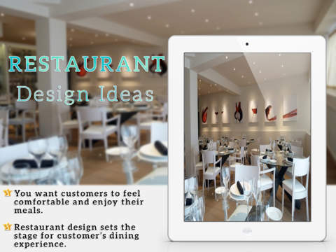 Restaurant - Interior Design Ideas for iPad