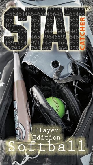 StatCatcher™ Softball (Player Edition) iPhone Screenshot 1