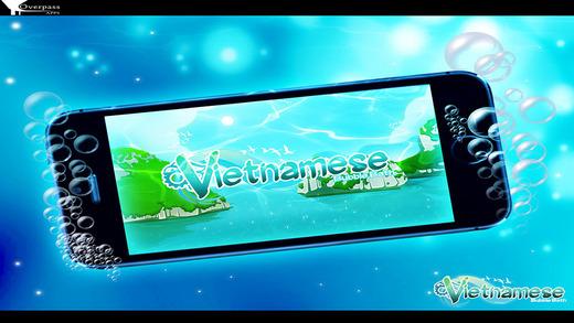 Vietnamese Bubble Bath: The Vietnamese Learning Game
