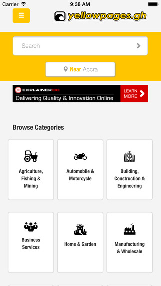 Yellow Pages Ghana