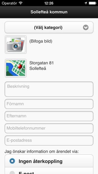 Felamälan Sollefteå kommun