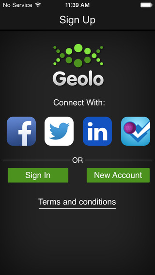 Geolo- Find Be Found Connect With Consumers Professionals and Businesses Nearby.