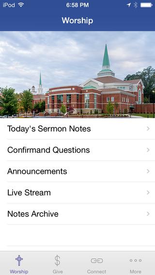 Christ Lutheran Charlotte NC