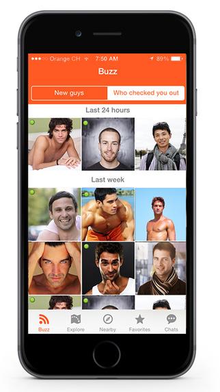 Hornet gay dating app