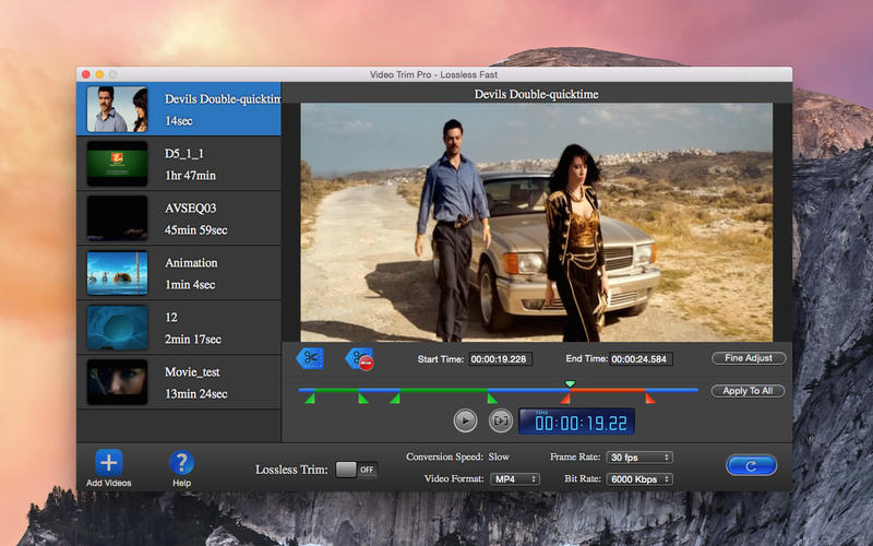 Video Trim Pro - Lossless Cut Lite Screenshot - 2